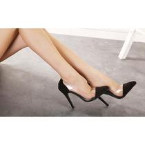 Sapato Feminino Scarpin Importado Frete Grátis