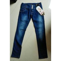 Pantalon De Dama Bonage 100% Original Talla 7