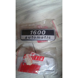 Enblema Fiat Tapa Maleta 131 Mirafiori