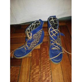 zapatillas adidas con taco chino
