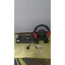 Multilaser Volante Racer 4em1 Ps2,ps3,xbox E Pc Aceito Troca