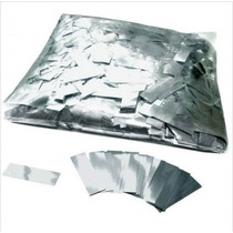 Papelitos Confeti Metalizados Para Máquinas Lanza Papeles