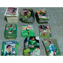 Tarjetas De Fútbol Barcel, Bimbo, Lala, Upper, Adrenalyn Etc