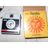 Camara De Fotos Kodak Brownie Fiesta Excelente Vintage