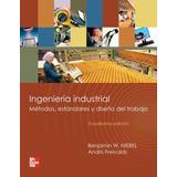 Ingeniería Industrial Métodos Estándares 12ª Ed Digital