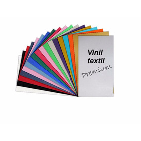 Vinil Textil Premium Mucha Variedad En Hoja Tamb En Rollo
