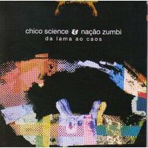 Lp - Chico Science & Nação Zumbi Da Lama Ao Caos