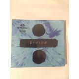 Ed Sheeran - Divide Edición Deluxe Cd