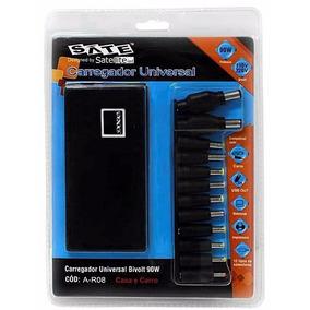 Cargador Universal Notebook Varias Fichas 90w 12 Conectores