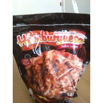 Deliciosas Hamburguesas De Carne De Cerdo