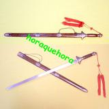 Espada China Recta Chien (jian), Modelo Dragon