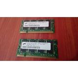 512 Mb Ddr1 De 333 Mhz Para Laptop Oferta 25 Dolares