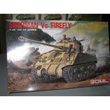 Sherman Firefly Vc Ideal Ejército Arg Dragon 1/35 Ramos Meji
