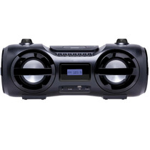 Cd Player Philco Pb330bt Mp3 Radio Fm Flash Lights 100 W