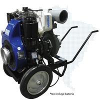 Motobomba Centrifuga Hyundai Alta Presion A Diesel Hywd4017