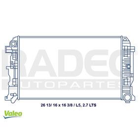Radiador Sprinter 03-05 L5 2.7 Lts Diesel Automatico