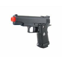 Pistola Airsoft Gun, Modelo G10 Con 2000bbs Envio Incluido