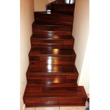 Renovacion De Escalera Con Piso Flotante
