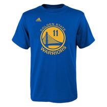 Playera Adidas Nba Golden State Warriors Klay Thompson