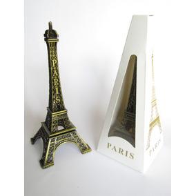 30 Torres Eiffel París De Metal 18 Cm Envíos. La Plata