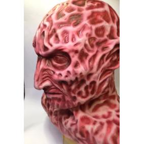 Mascara Latex Freddy Krueger - Terror - Cosplay