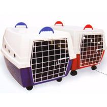 Caixa De Transporte N 7 Para Cães Grande +frete Gratis