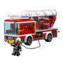 Lego City 60107 Fire Ladder Truck 214 Pzs Camion Bomberos
