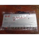 Amplificador De Señal Catv - Con 8 Salidas