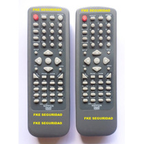 Control Remoto Dvd Parker K215 Incluye Protector Forro