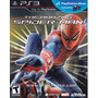 Spider Man The Amazing Ps3 Nuevo Original Fisico Caja Sellad