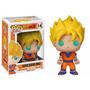 Funko Pop Figuras Juguetes Goku Super Saiyajin Dragon Ball