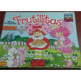 Album Frutillitas 1994 Brillitos Cristal Lleno Impecable