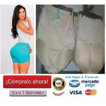 Panty Faja Pompis Cola Sophia Con Nalgas Talla S/ Pequeña