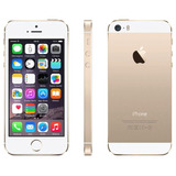 Iphone 5s 64gb Apple 4g Dourado Gold Vitrine Na Caixa Nf
