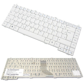Teclado Lg R410 R48 R480 Branco Original Novo - Br Abnt2 Ç