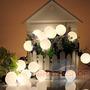 20 Bola Led Grande Ping Pong Natal Casamento Fazer Letras