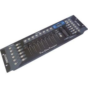 Mesa Dmx 512 Controladora 192 Canais Efeitos Menor Preço