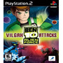 Ben 10 Alien Force: Vilgax Attacks Patch Ps2 Desbloqueado
