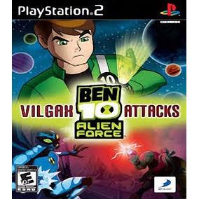Ben 10 Alien Force Vilgax Attacks Patch Ps2 Desbloqueado