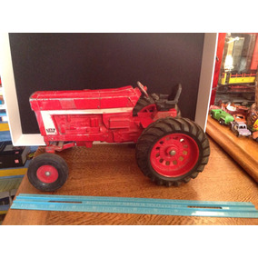 Tractor De Juguete Red Hydra 966 Farmall International Usa