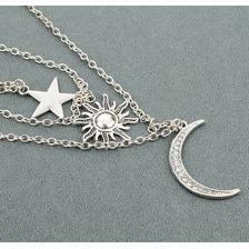Collar Layer Capas Soy Luna Amor - Sol Luna Fashion Amor