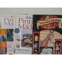 Lote De 3 Revistas Pintura Sobre Madera Y Pintando Madera