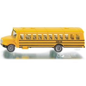 Siku Autobus Escolar 1/87 Die Cast Metal / No Hotwheels