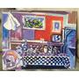 Mantel A Cuadros - Jorge Chacon - 46.6 X 50.8 Cm
