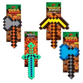 Espada Original Diamante Ferro Ouro Do Jogo Xbox Ps3