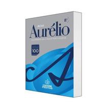 Dicionário Mini Lingua Portuguesa Aurélio