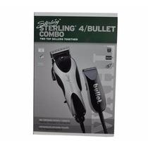 Combo Wahl Sterling 4 & Bullet