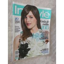 Irene Azuela Jose Ron Revista In Style 2015