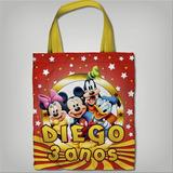 10 Bolsa/sacola Personalizada 30x30 - Inauguração R$ 5,50 Pç