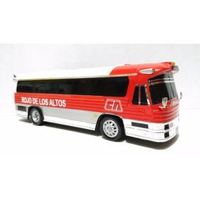 Autobus Dina Olimpico Rojo De Los Altos Esc. 1:43